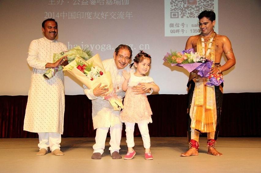 艺术点亮灵魂,2014印度古典艺术巡演回顾